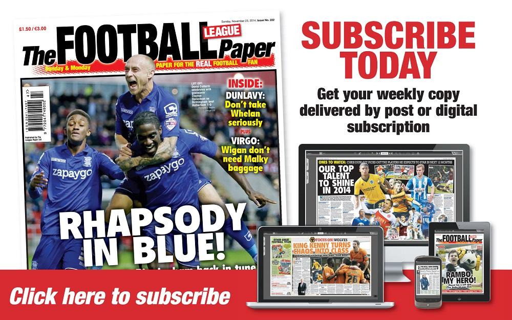 footballleaguepaper