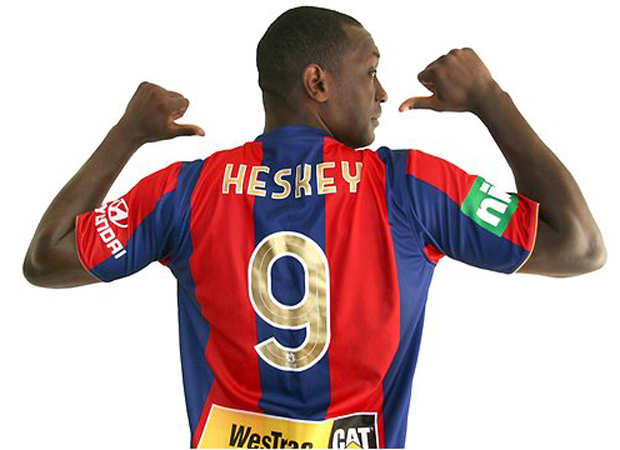 Heskey 9