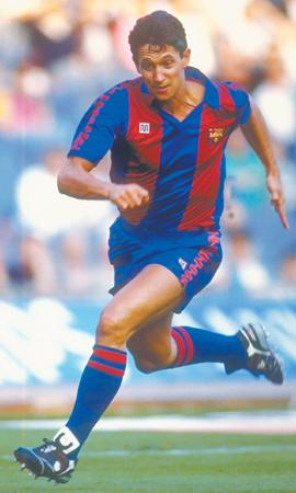 Gary Lineker Barca