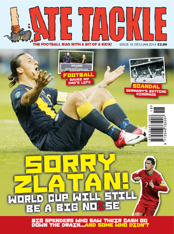 Issue 18 – on sale NOW!