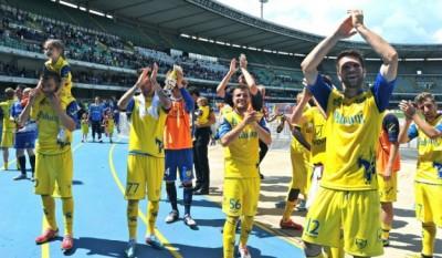 Chievo: Fairytale of the Flying Donkeys