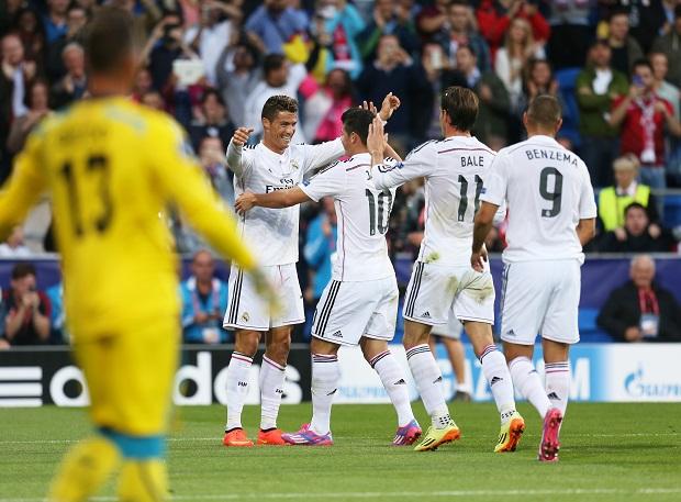 Real Madrid v Sevilla - UEFA Super Cup 2014