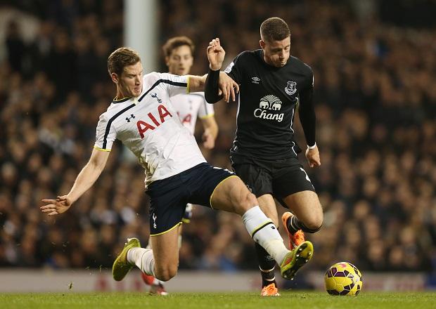 Tottenham Hotspur v Everton - Barclays Premier League