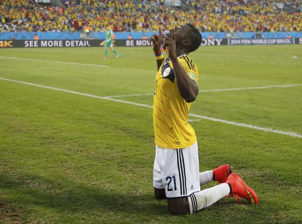 Will Colombian ace Jackson Martinez answer Premier League prayers?