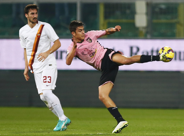 The signature of Palermo hitman Paulo Dybala is being pursued by Chelsea