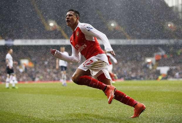Tottenham Hotspur v Arsenal - Barclays Premier League