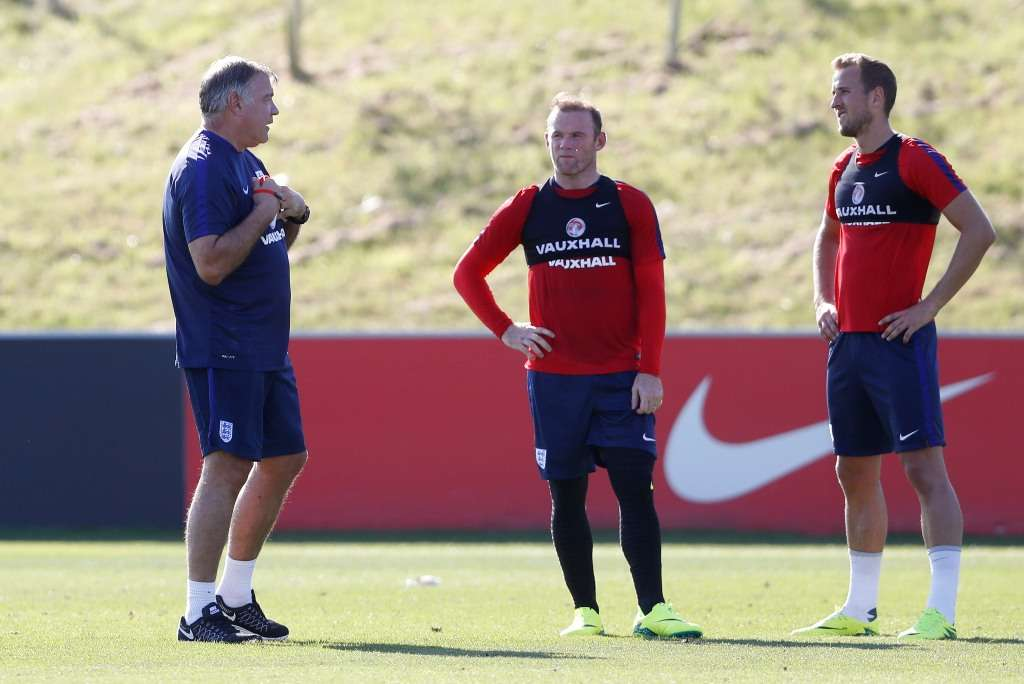 Wayne Rooney and Hary Kane could be key for Allardyce's England