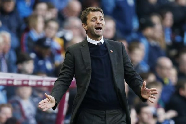Swindon Town appoint Tim Sherwood, everybody is confused