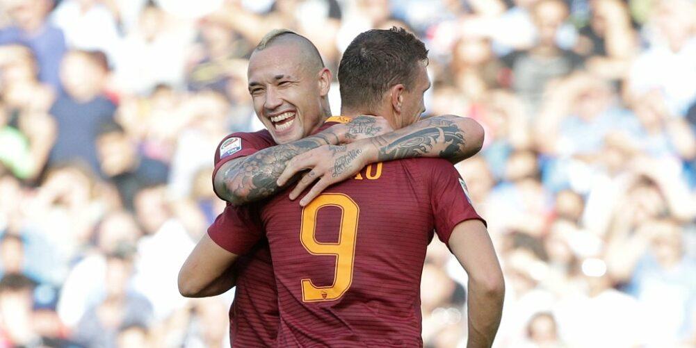 AS Roma, calcio, italian football, Italy, Nainggolan, Radja Nainggolan, Roma, Serie A