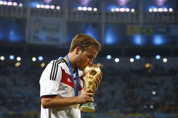 Dortmund Maestro Mario Götze Out With 'Metabolic Disturbances'