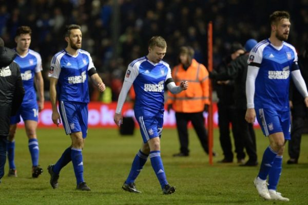 Oldham And Ipswich Are Quite Happy Where They Are, Thanks