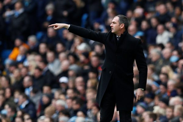 Swansea's Paul Clement Claims Manager Of The Month Award