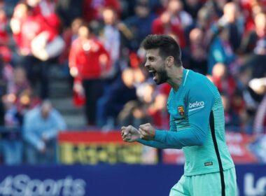 Atleti, Atletico Madrid, Barca, Barcelona, FCB, Gerard Pique, Hala Madrid, La Liga, Madrid, Pique, Real Madrid