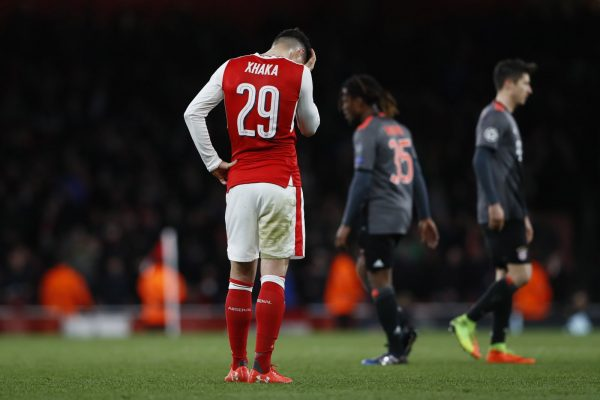 Arsenal Being Rubbish Isn't That Fun Anymore