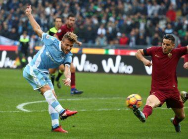 Anthony Rudiger, AS Roma, Coppa Italia, Italian Footba, Italy, Lazio, Racist chanting, Roma, Rome Derby, Rudiger, Serie A