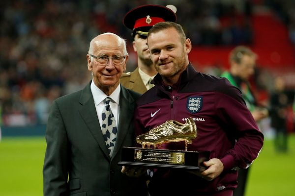 Wayne Rooney Is A Manchester United & England Legend