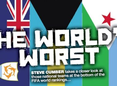 Anguilla, Bahamas, England, Eritrea, FIFA, FIFA World Rankings, Gibraltar, International Football, Late Tackle, Somalia, Tonga
