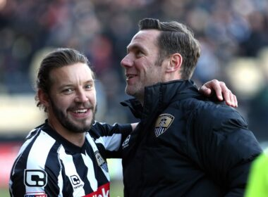 David McVay, EFL, Jimmy Sirrel, Kevin Nolan, Late Tackle, McVay, NCFC, Nolan, Notts, Notts County, Sirrel, SkyBet League Two