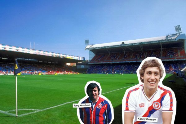 """Crystal Palace – """"The Team Of The 80s"""""""