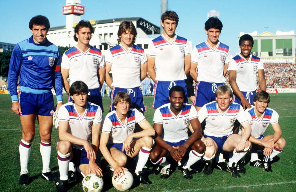 England Down Under – When The Three Lions Went To Australia