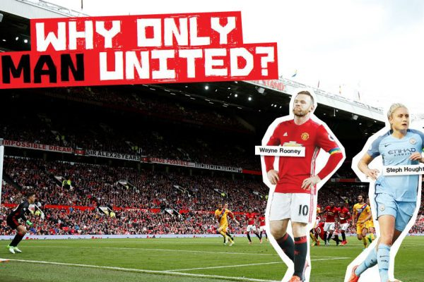 Why Don't Manchester United Have A Women's Team?