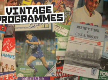 EFL, Football League, Late Tackle, LT, Non-League, Premier League, Programmes, Saints, Southampton, The Dell, Vintage football