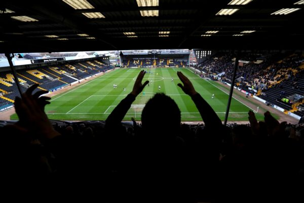 My love affair with Notts County